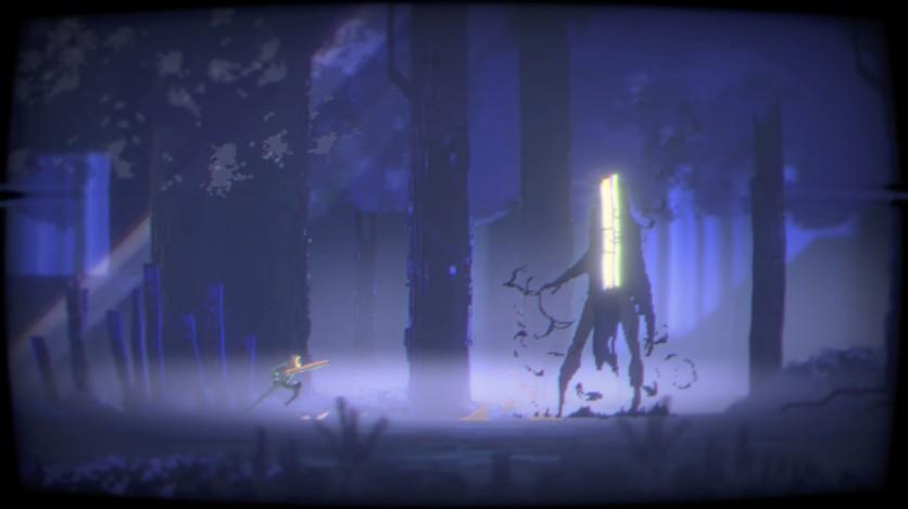 Screenshot 4 - Narita Boy
