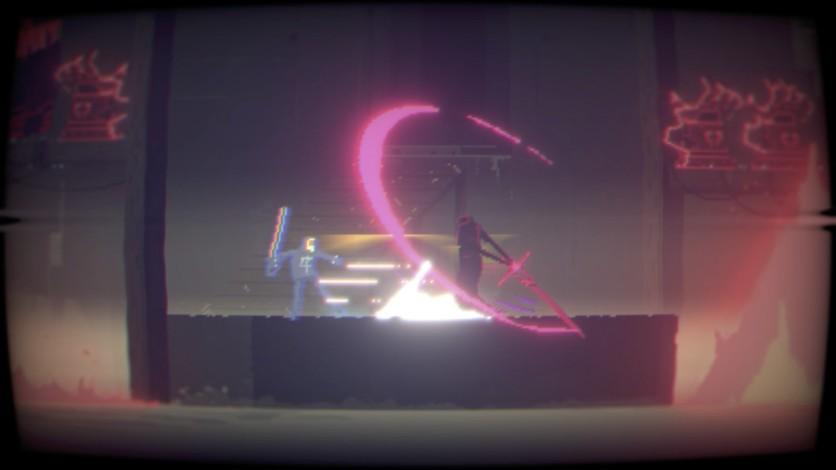 Screenshot 3 - Narita Boy