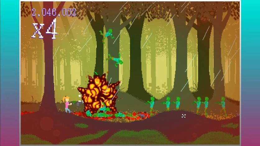 Screenshot 4 - Zombie Party