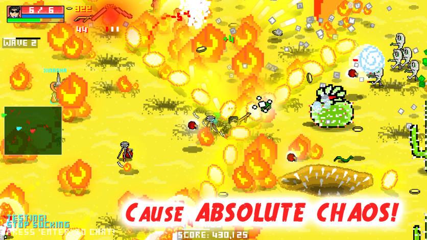 Screenshot 6 - Zombie Party