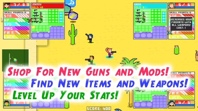 Screenshot 10 - Zombie Party