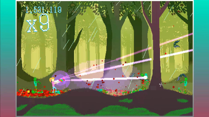Screenshot 3 - Zombie Party