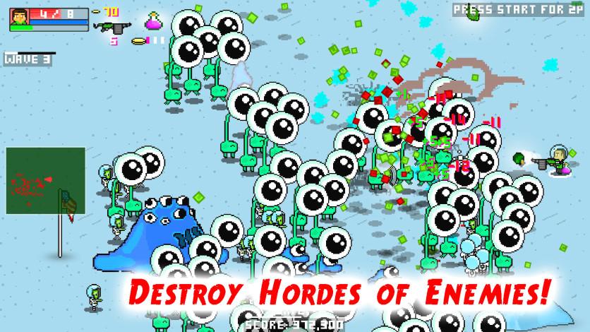 Screenshot 7 - Zombie Party