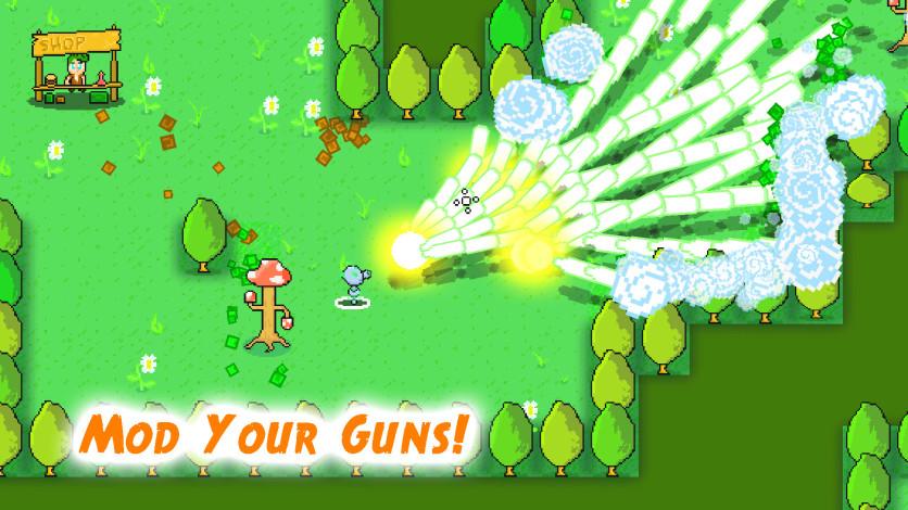 Screenshot 2 - Zombie Party