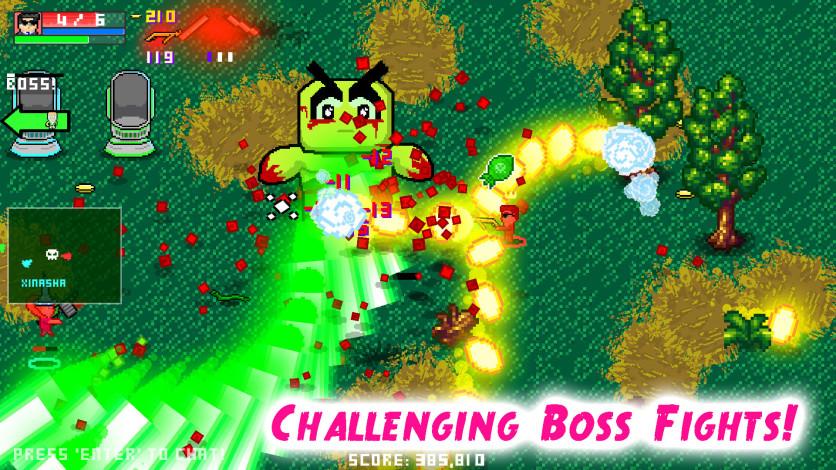 Screenshot 8 - Zombie Party