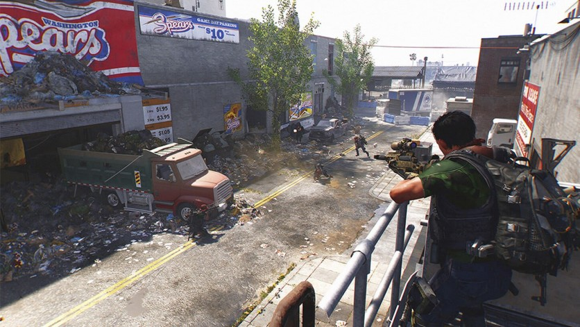 Screenshot 6 - Tom Clancy's The Division 2