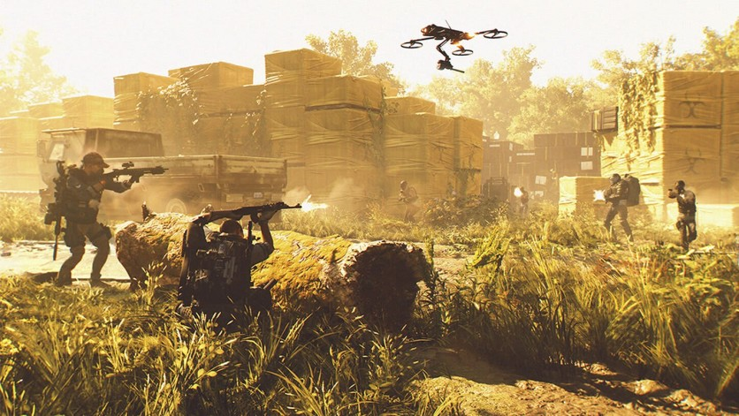 Screenshot 4 - Tom Clancy's The Division 2