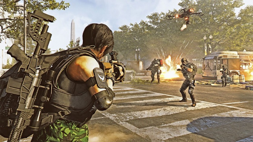 Screenshot 3 - Tom Clancy's The Division 2