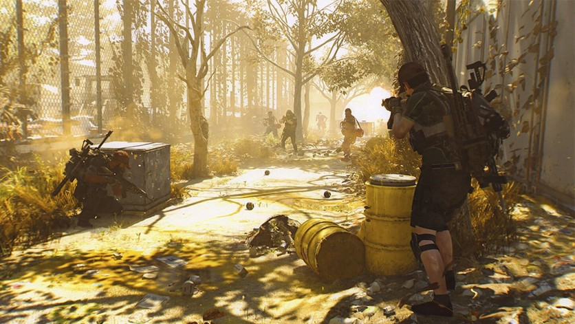 Screenshot 4 - Tom Clancy's The Division 2 - Ultimate Edition