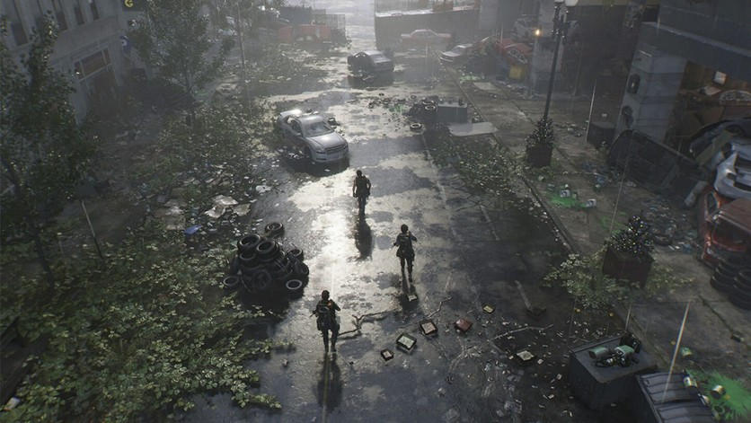 Screenshot 6 - Tom Clancy's The Division 2 - Ultimate Edition