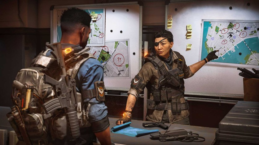 Screenshot 5 - Tom Clancy's The Division 2 - Warlords of New York Expansion