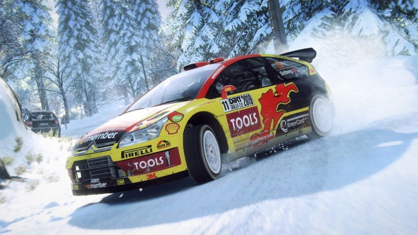 Screenshot 4 - DiRT Rally 2.0 - Game Of The Year Edition