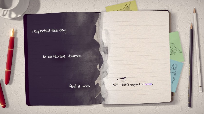 Screenshot 5 - Lost Words: Beyond the Page
