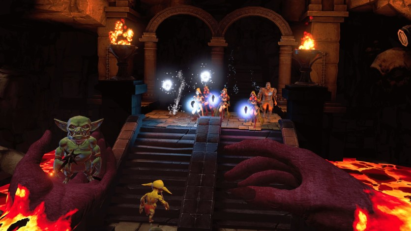 Screenshot 2 - Devil and the Fairy
