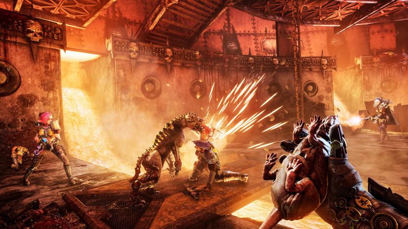 Screenshot 3 - Necromunda: Hired Gun