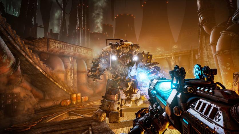 Screenshot 5 - Necromunda: Hired Gun
