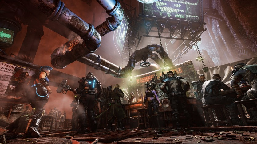 Screenshot 6 - Necromunda: Hired Gun
