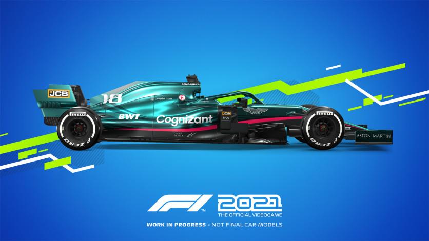 Screenshot 3 - F1 2021