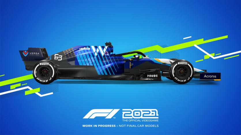 Screenshot 8 - F1 2021