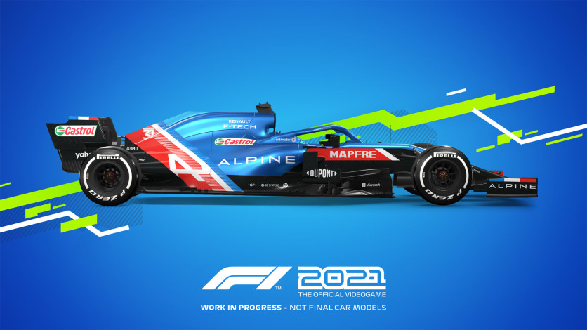 Screenshot 2 - F1 2021