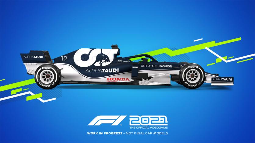 Screenshot 9 - F1 2021