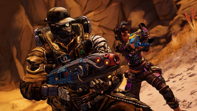 Screenshot 2 - Borderlands 3: Director's Cut