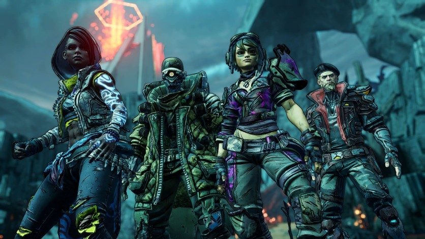 Screenshot 13 - Borderlands 3: Director's Cut