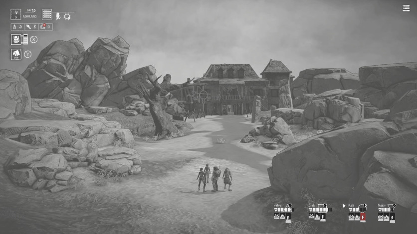 Screenshot 3 - Ashwalkers
