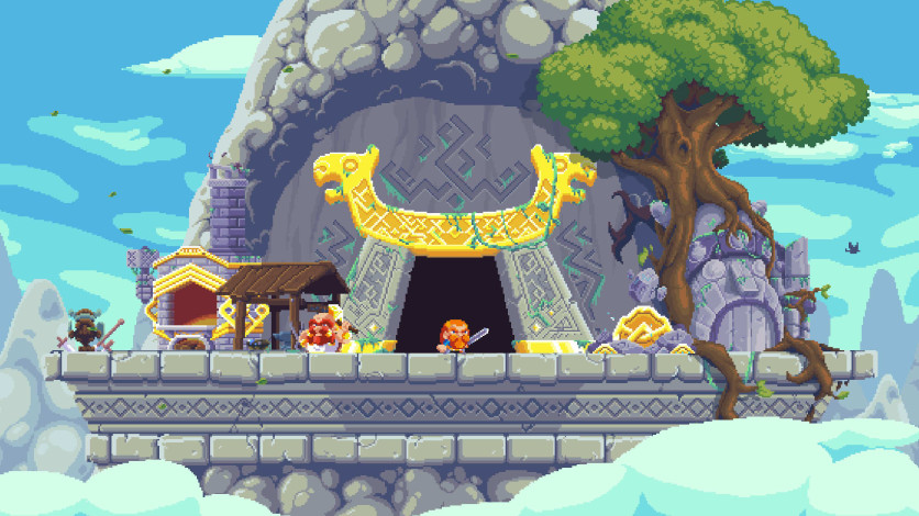 Screenshot 2 - Dwarf Journey
