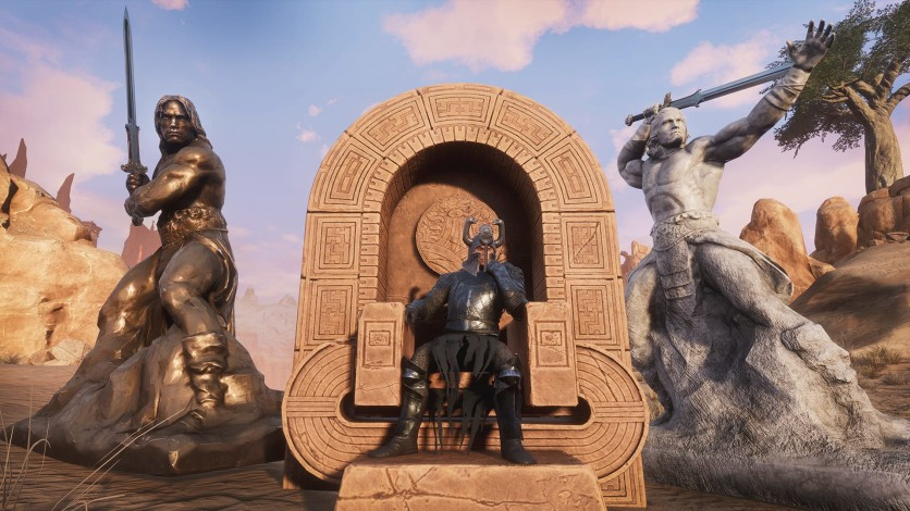 Screenshot 4 - Conan Exiles - The Riddle of Steel