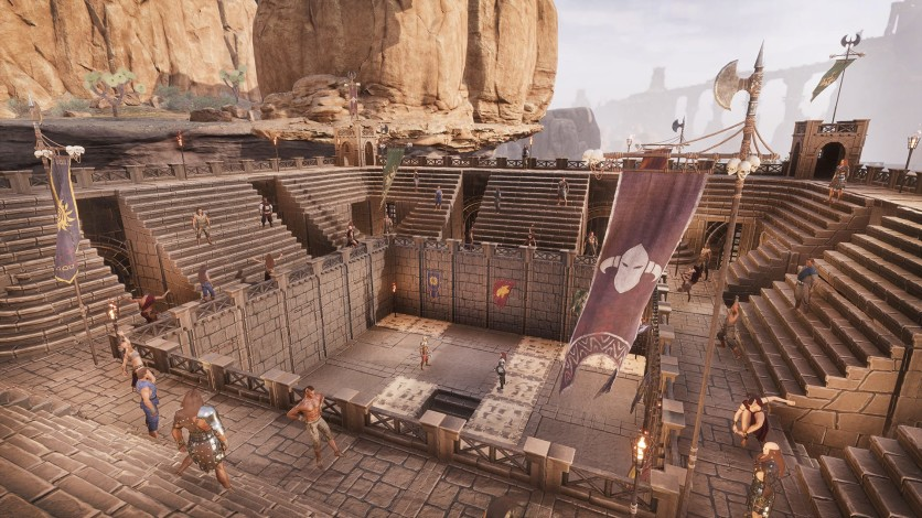 Screenshot 8 - Conan Exiles - Blood and Sand Pack
