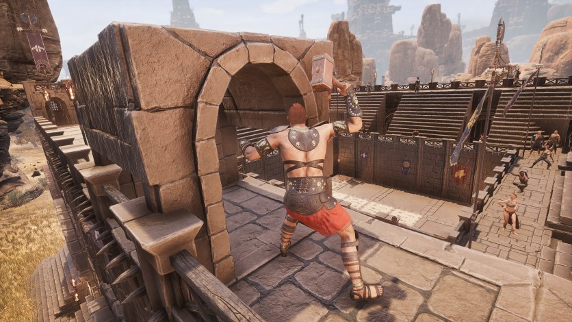 Screenshot 6 - Conan Exiles - Blood and Sand Pack