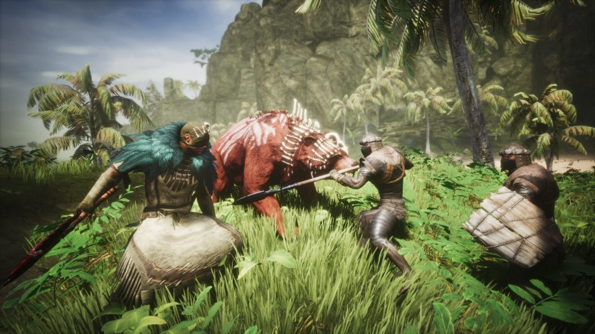Screenshot 6 - Conan Exiles - The Savage Frontier Pack