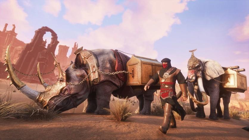 Screenshot 2 - Conan Exiles - Treasures of Turan Pack