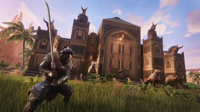 Screenshot 4 - Conan Exiles - Treasures of Turan Pack