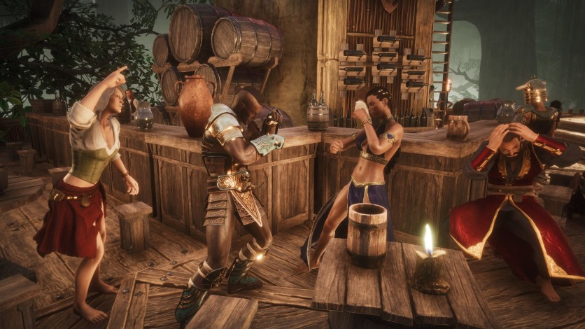 Screenshot 4 - Conan Exiles - Debaucheries of Derketo Pack