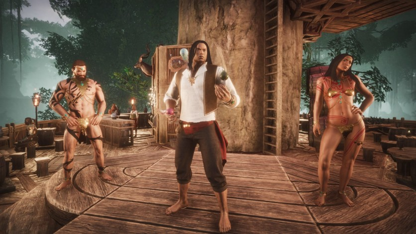 Screenshot 5 - Conan Exiles - Debaucheries of Derketo Pack