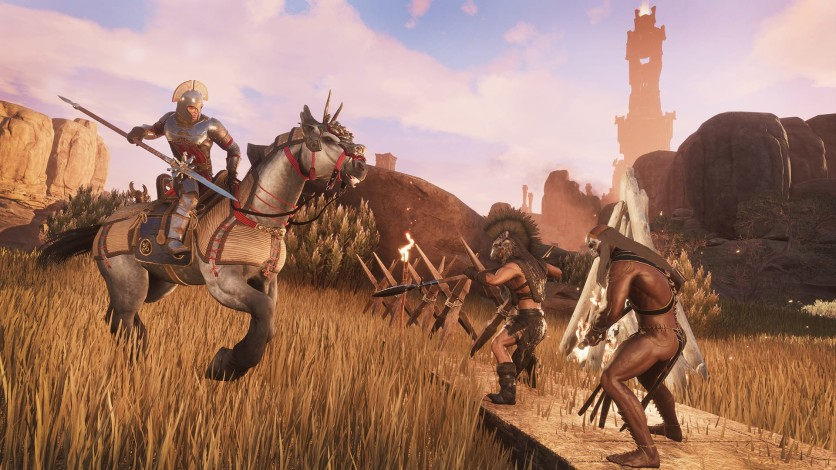 Screenshot 8 - Conan Exiles - Riders of Hyboria Pack