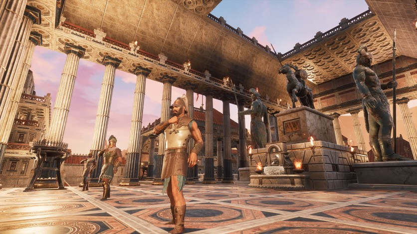 Screenshot 4 - Conan Exiles - Architects of Argos Pack