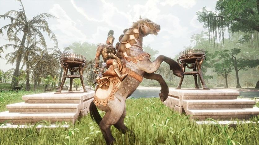 Screenshot 7 - Conan Exiles - Architects of Argos Pack