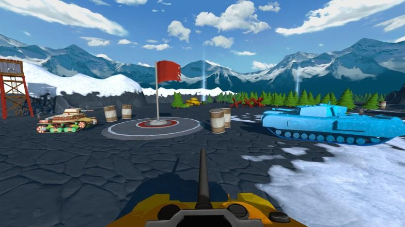 Screenshot 5 - Panzer Panic VR
