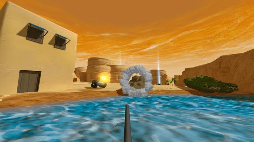 Screenshot 4 - Panzer Panic VR