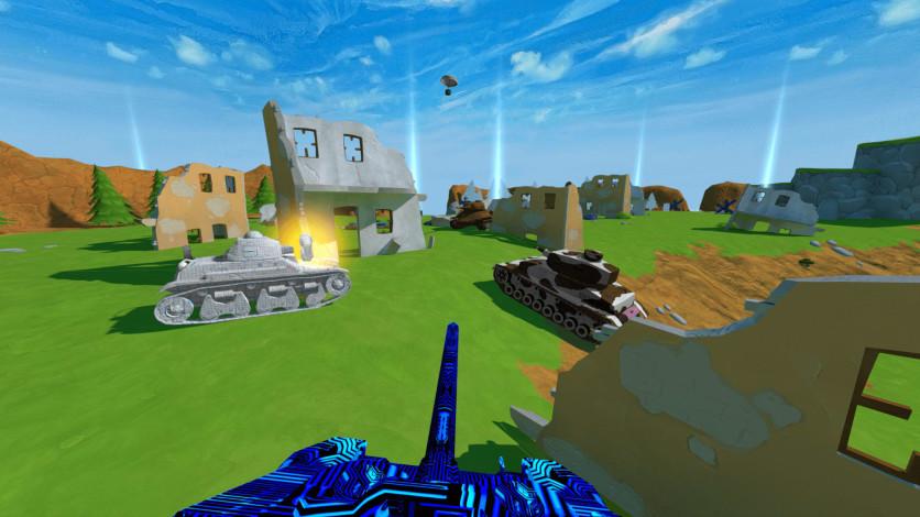 Screenshot 3 - Panzer Panic VR