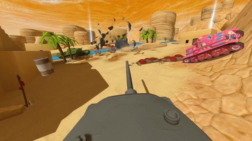 Screenshot 2 - Panzer Panic VR