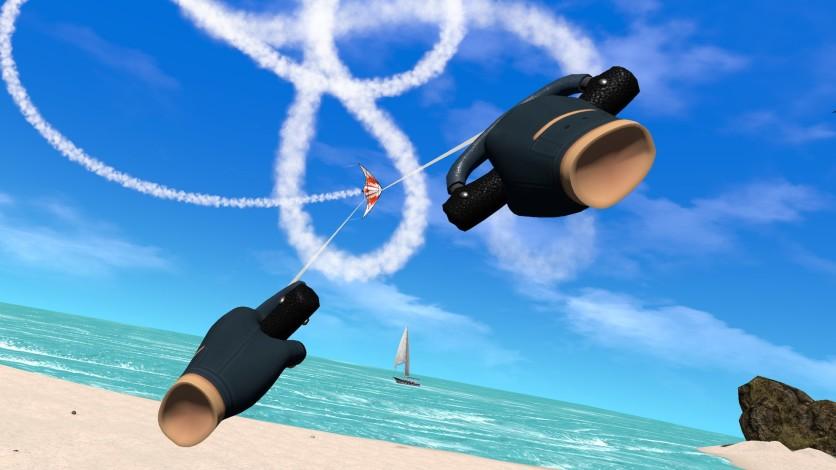 Screenshot 2 - Stunt Kite Masters VR