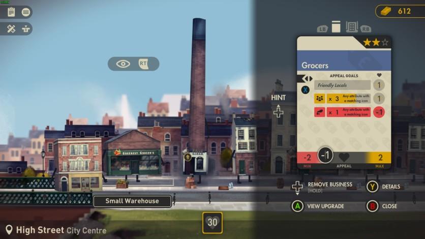 Screenshot 3 - Buildings Have Feelings Too!