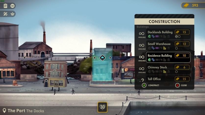 Screenshot 7 - Buildings Have Feelings Too!