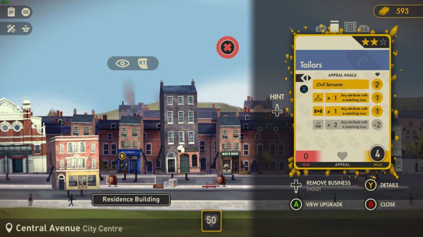 Screenshot 2 - Buildings Have Feelings Too!
