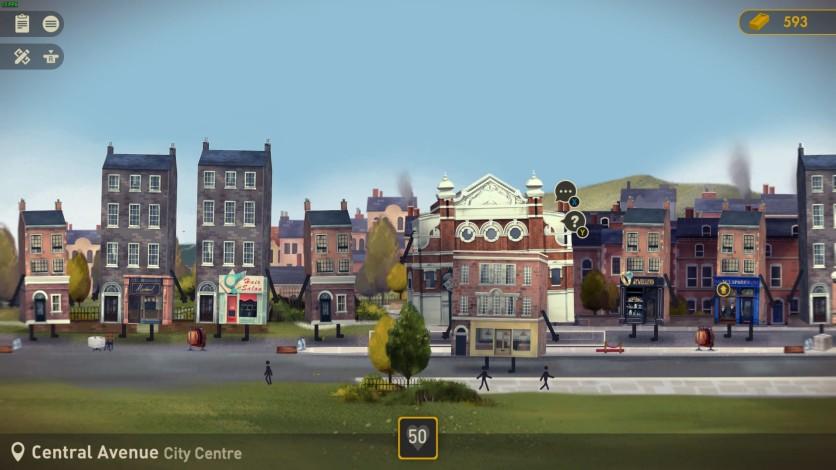 Screenshot 5 - Buildings Have Feelings Too!
