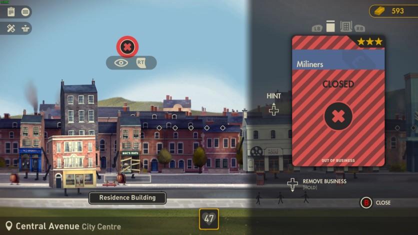 Screenshot 4 - Buildings Have Feelings Too!
